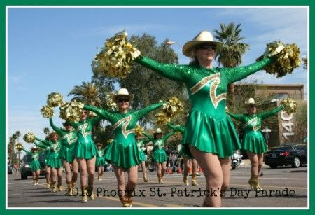 2014 Phoenix St. Patrick's Day Parade and Faire