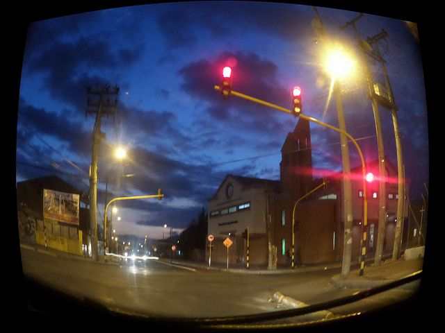 Cielo de noche, Chía Cundinamarca.                    (Chía significa LUNA en lengua indígena)
