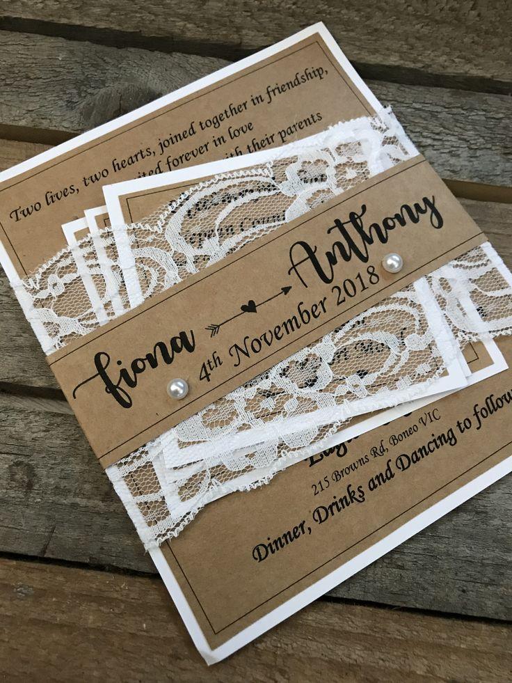 rustic wedding invitations diy kits%0A Rustic wedding invitations