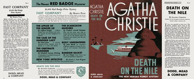 agatha christie paper Category: essays research papers title: agatha christie.