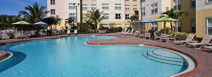 Residence Inn Hotel Port Canaveral Cocoa Beach Fl Free Breakfast Nice Rooms