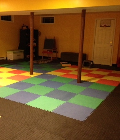 carpet padding basement ideas basements carpets tiles homemade church