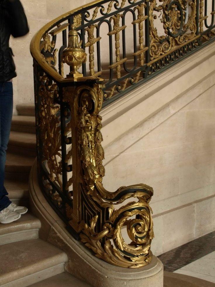 Les 25 meilleures id es concernant grande cage d 39 escalier for Petit escalier exterieur