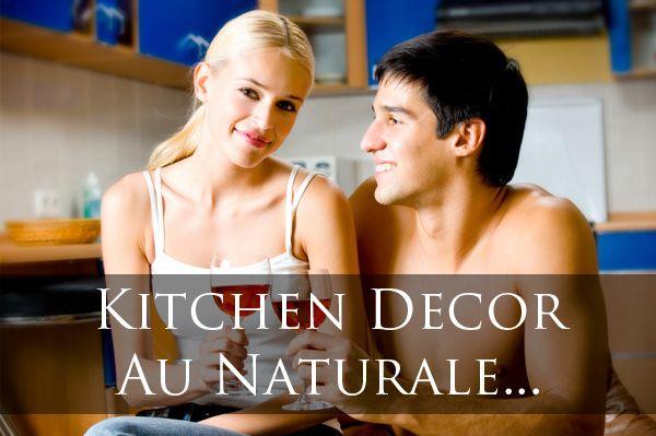 Kithcen decor - Au Naturale... http://inredningsvis.se/kitchen-interior-design-natural-details/