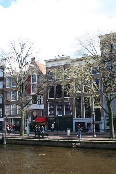 Amsterdam, The Anne Frank Haus