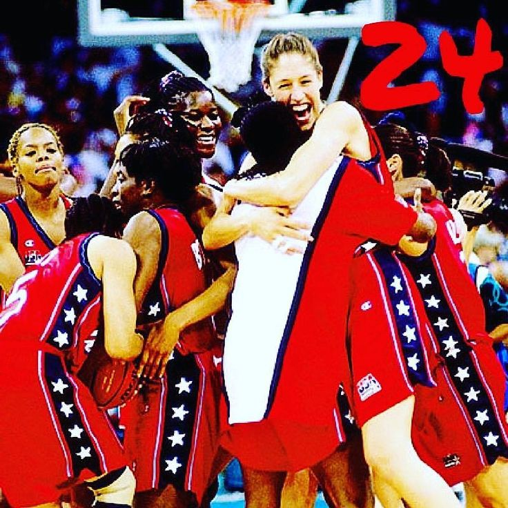 """Did you know?? In the 1996 Olympic gold medal game the U.S. Women's Basketball Team beat Brazil by 24 points!  Come see them honored as """"Trailblazers of the Game"""" on June 11th!! Ticket link in bio! #trailblazers #wbhof2016"""