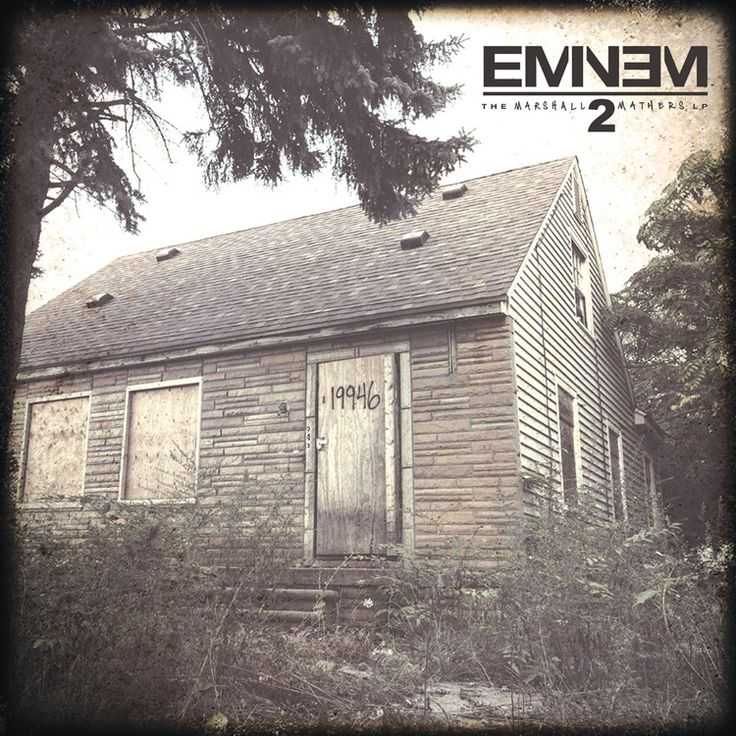 Eminem The Marshall Mathers LP 2 on 2LP 2015 Grammy Award Winner for Best Rap Album Serving as the direct follow-up to 2010's Recovery and the sequel to the 2000 landmark release The Marshall Mathers