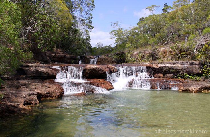 Twin Falls, Cape York Peninsula Queensland