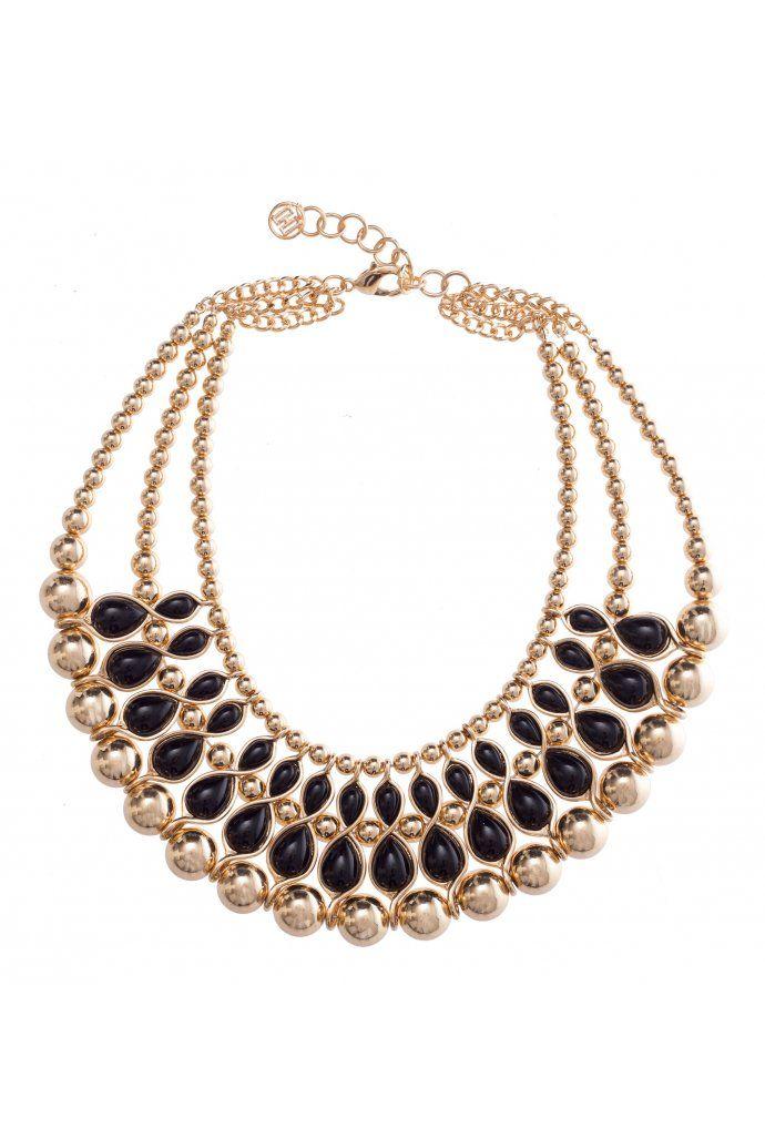 Large Fashion Statement Necklace $19.95