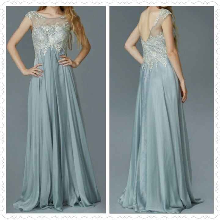 Chiffon Long Dress from The BEST OF BOTH WORLDS BOUTIQUE MONOGRAM AND GIFTS for $170.00