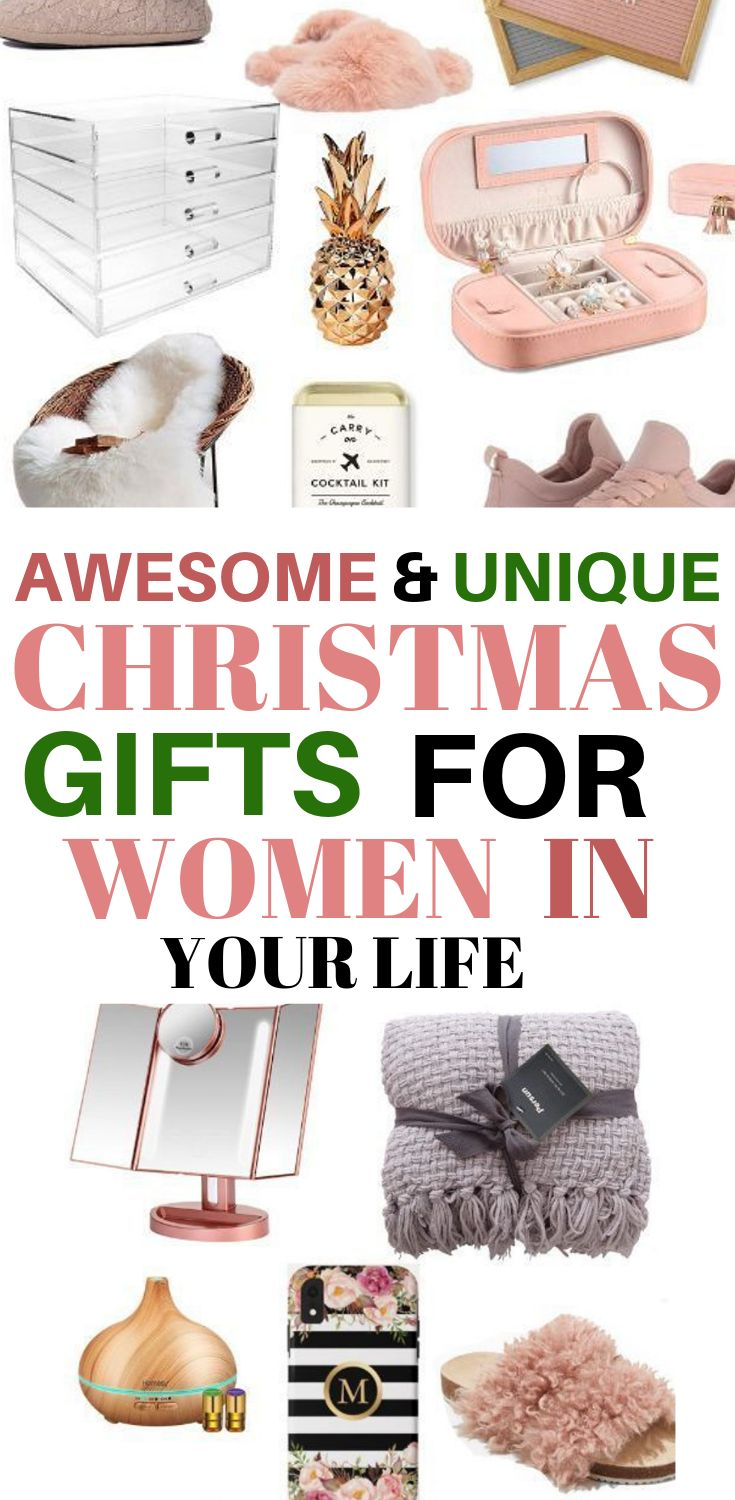 Unique Christmas Gifts for Women Who Have Everything Under ...