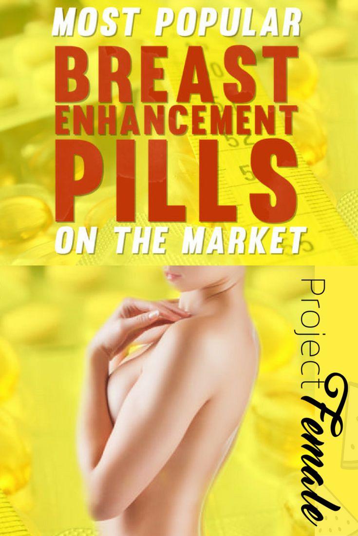 Mest populære bryst ekstraudstyr piller på markedet-7784