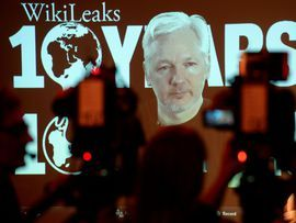 WikiLeaks posts 'Podesta Emails' Clinton Wall Street speeches     - CNET  WikiLeaks founder Julian Assange participates via video link at a  news conference marking the 10th anniversary of the secrecy-spilling  group in Berlin this week. The site published more documents Friday.                                              Maurizio Gambarini/Getty Images                                           	 	 Julian Assange has kept his promise.   	 	 During a press conference earlier this week the…
