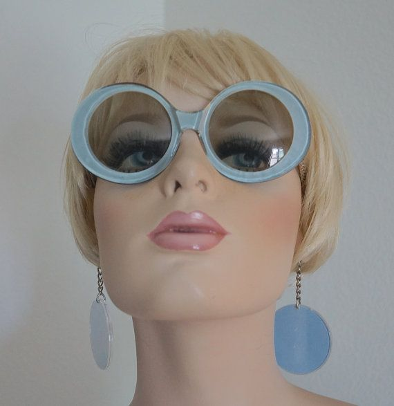 Unused 60s 70s Je-Dol Novelty Sunglasses with by ModVibeVintage