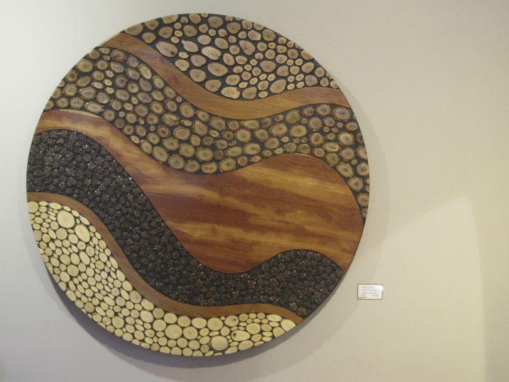 Latitudinally 30.22 to 30.30s: Wood Art