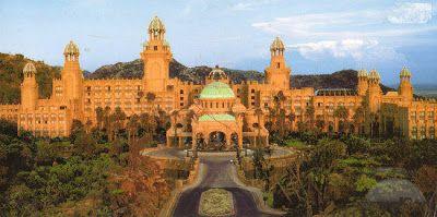 ACTUALIDAD Y AYUDA INMOBILIARIA EN BOGOTA: Sun City : Hotel paradisíaco en África