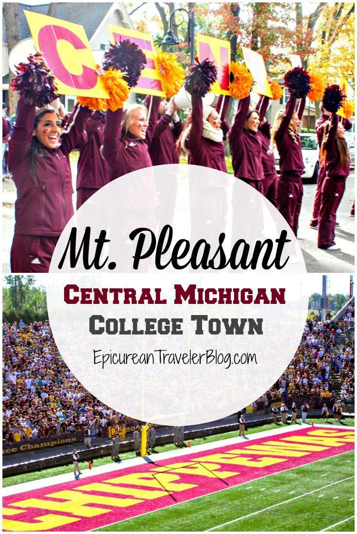 Mt. Pleasant, Michigan, is home to Central Michigan University, the Saginaw Chippewa tribe, and Soaring Eagle Casino & Resort. This post shares things to do during your visit!   EpicureanTravelerBlog.com