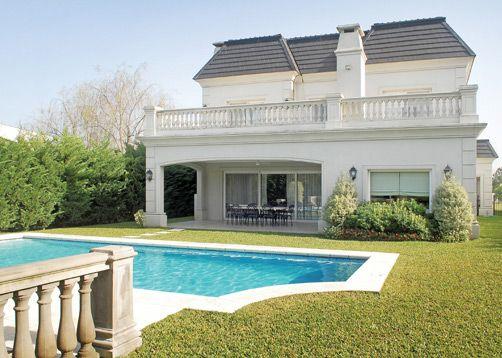 M s de 25 ideas incre bles sobre estilo franc s en for Villas francesas