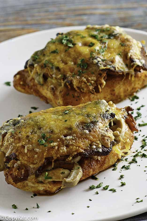 Outback Steakhouse Alice Springs Chicken Recipe Copykat
