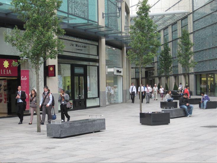 Shopping - St David's Centre