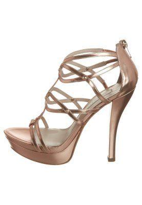 Pura Lopez - Højhælede sandaletter / Højhælede sandaler - pink