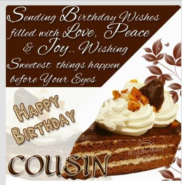 1000+ Ideas About Cousin Birthday On Pinterest