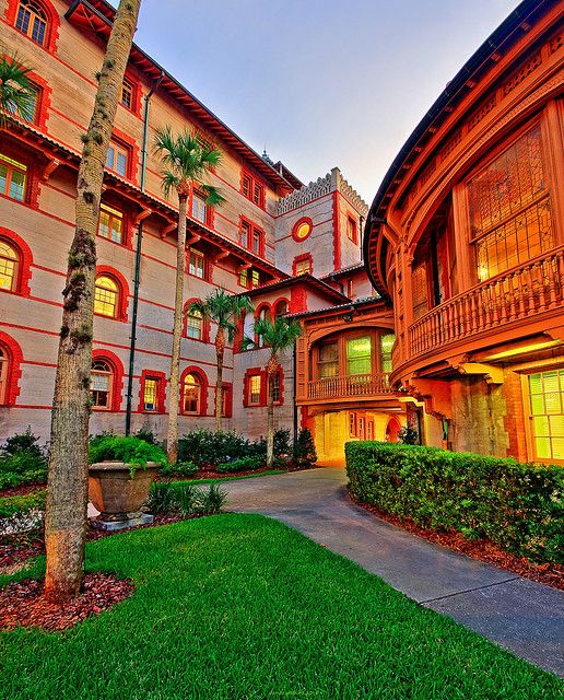 Dining Room At Kendall College: St. Augustine, Florida Images On