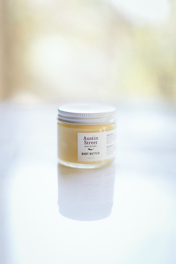 Austin St. Apothecary Baby Butter Soothing Balm