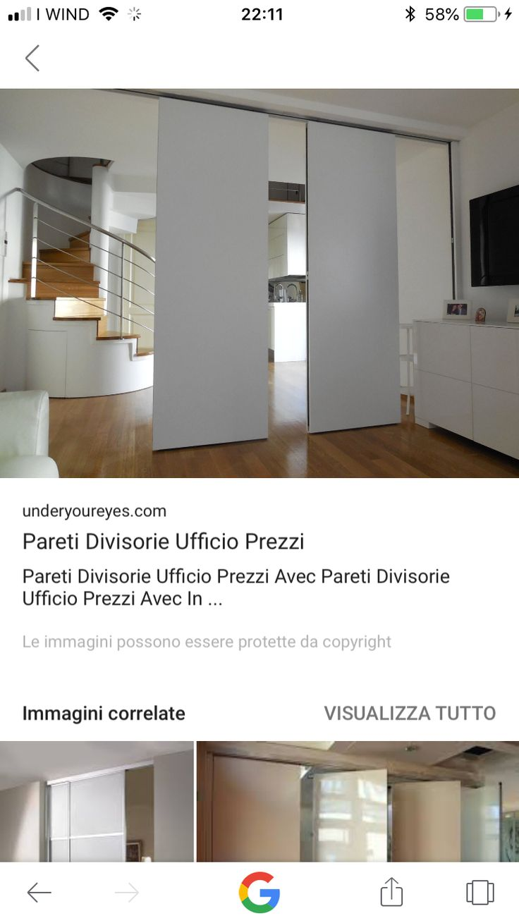 Pareti Divisorie Ufficio Low Cost. Affordable Walls With Pareti ...