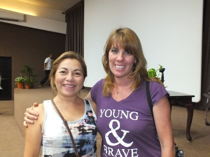 Leticia Orozco y Laura Rojo presentes en la Conferencia de Oscar reyes de Vulnerabilidad Social de Cancun