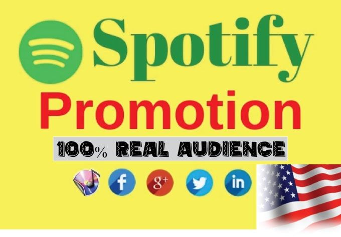 do organic viral spotify promotion and music promotion
