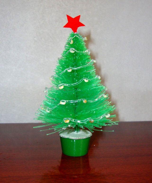 Árvore de Natal de Garrafa PET                                                                                                                                                                                 Mais