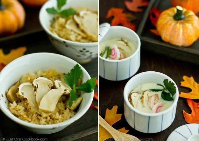 Matsutake Recipes | Easy Japanese Recipes at JustOneCookbook.com