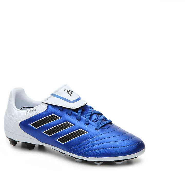 adidas Boys Copa 17.4 FXG Toddler & Youth Soccer Cleat
