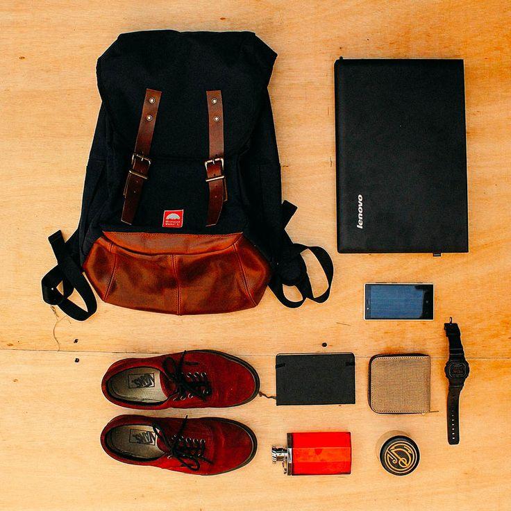 westwad works® BEAVER #carrygoods #leather #streetwear #edc #backpack