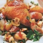 Slow Cooker Pork Chops with Mushroom Gravy. Shared via sharexy.com plugin