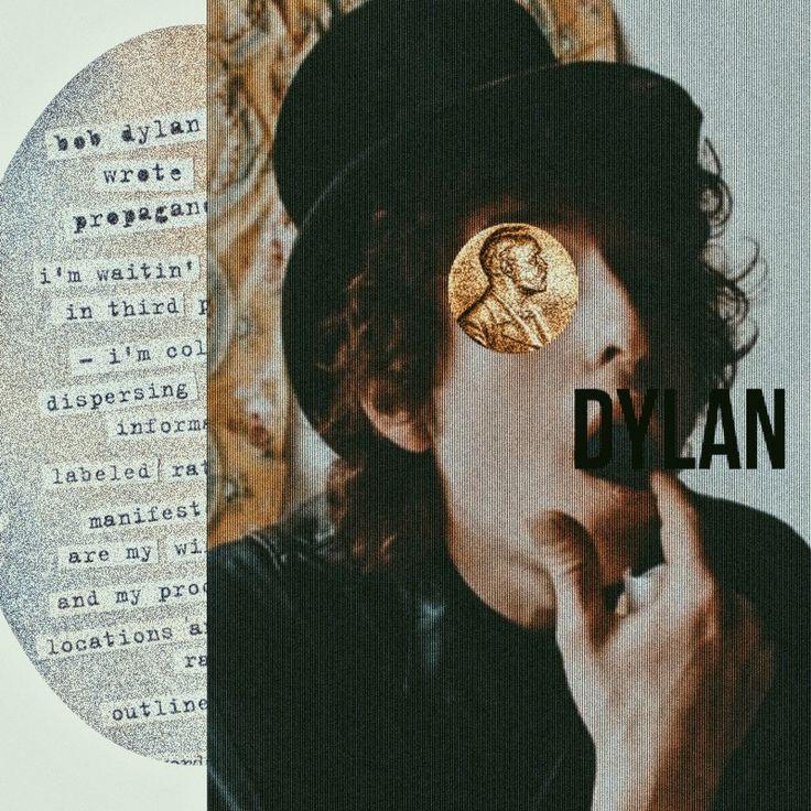 BOB DYLAN, PREMIO NOBEL DE LITERATURA. -La academia sueca otorgó el pasado jueves 13 de Octubre de 2016 el primer novel de literatura a un cantautor- El músico, Bob Dylan.