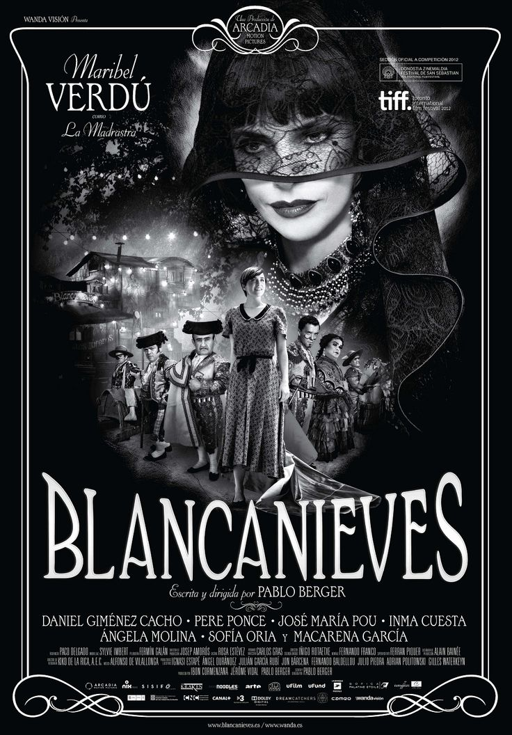 La Blancanieves de Berger