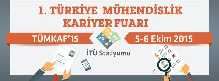 Türkiye'nin #bilişim sektörüne özel tek iş ilanları kariyer sitesi www.kariro.com ailesi olarak #Tümkaf15 etkinliğindeyiz ! #fuar #etkinlik