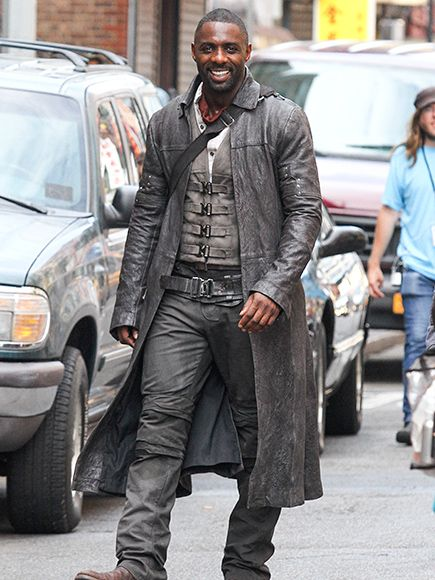 Star Tracks: Friday, July 8, 2016 | JUST AN ACT | Idris Elba is seen filming The Dark Tower on Thursday in N.Y.C.,