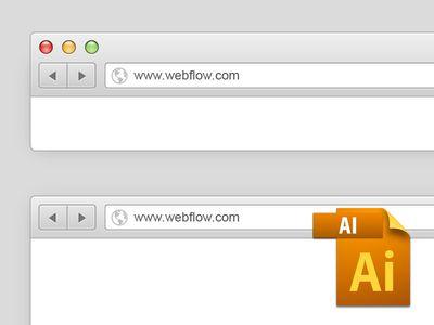 vector_safari_browser_window.ai.zip