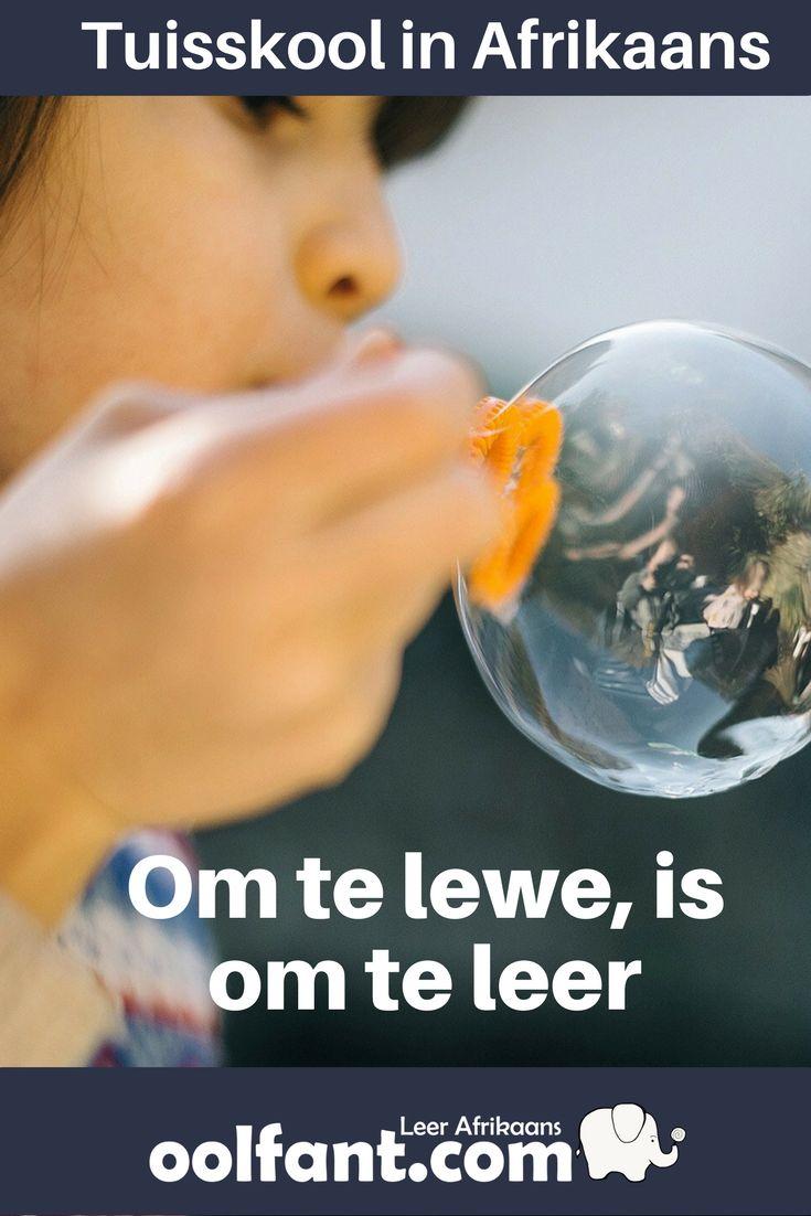 Skoollos: 7 Beginsels om dit suksesvol te kan doen. Speel is leer. Lewe is leer. Pas aan by jou unieke kind en omstandighede.