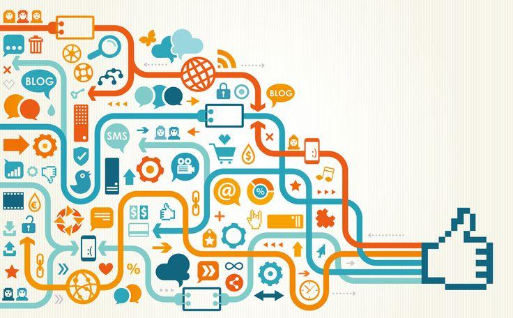 11 réseaux sociaux en fiches pratiques pour une utilisation pédagogique.