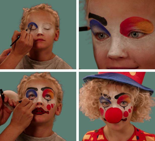 12 best Clown makeup images on Pinterest | Clown costumes, Clown ...