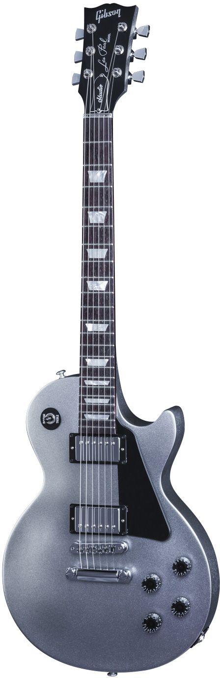 Gibson Les Paul Studio 2016 HP Silver Pearl | KEYMUSIC België