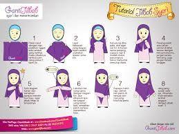 tutorial-hijab-syar'i - Penelusuran Google