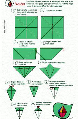 Origami by Olívia: Para a sua festa junina
