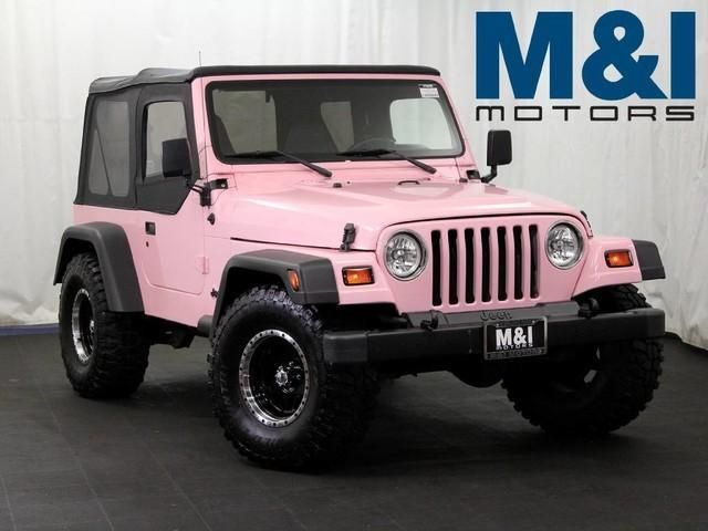 Used 1998 Jeep Wrangler Sport for sale at M & I Motors in Highland Park, IL for $8,795. View now on Cars.com.