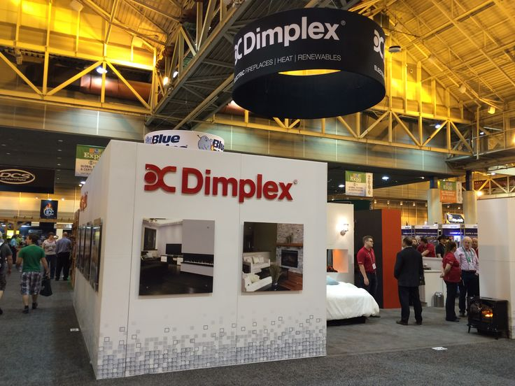 #HPBExpo2016 What a great show! We enjoyed meeting with retailers and designers to show Dimplex products and talk about the future of electric fireplaces, innovations and design. www.dimplex.com