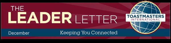 Leader Letter Masthead